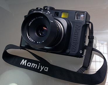 Mamiya7